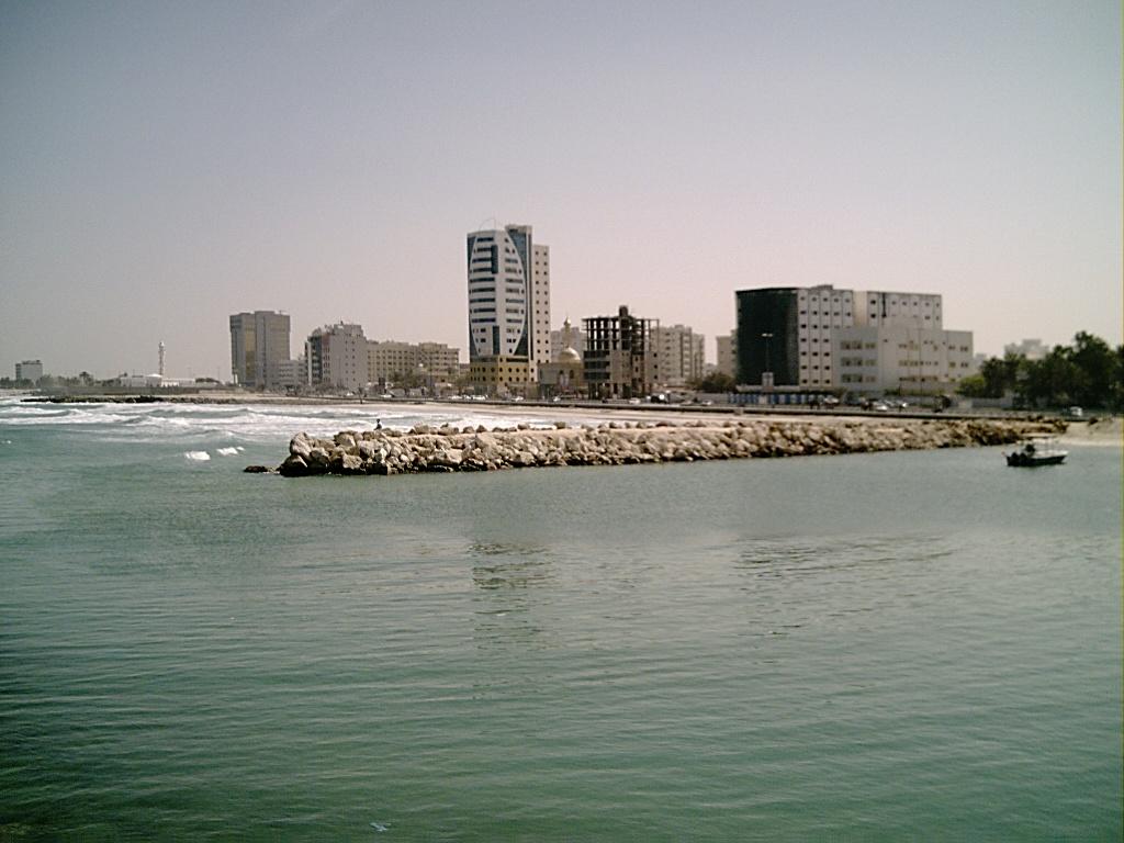 阿基曼海边4